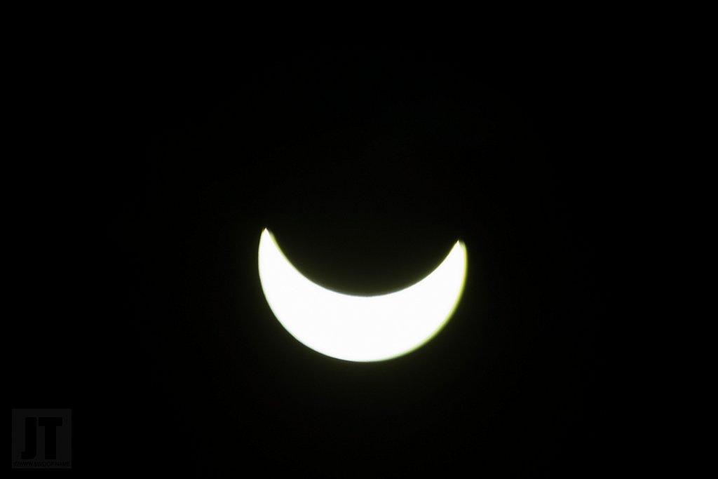Zatmění slunce / Solar Eclipse II.