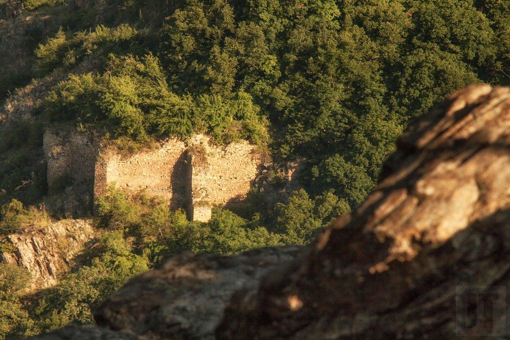 Zřícenina hradu Levnov