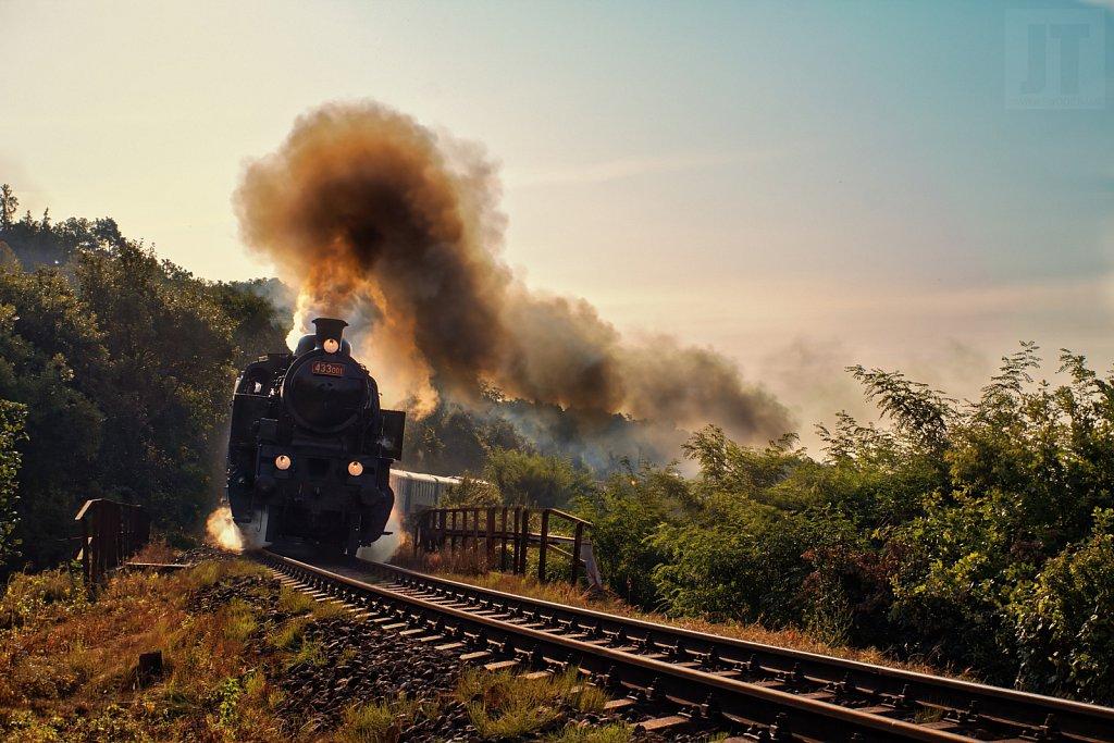 Parní lokomotiva 433.001 II.